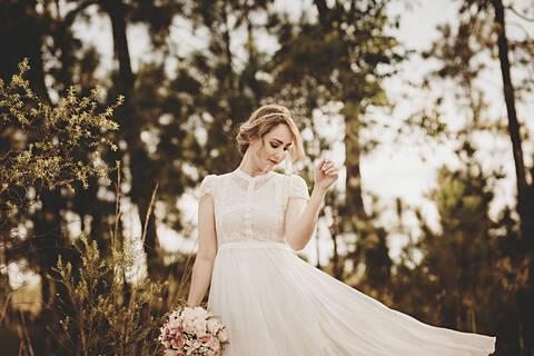 Ensaio de Noiva  de Jessica