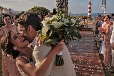 Casamento Cancún - México de Casamento Cancún - México