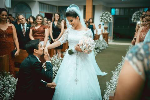 Fotos Casamento de Cerimonia de Casamento