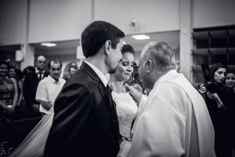 Casamento de Cerimonia de Casamento