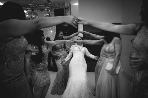 Casamento de Festa de Casamento