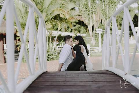 Michele e Leo de Pré Wedding