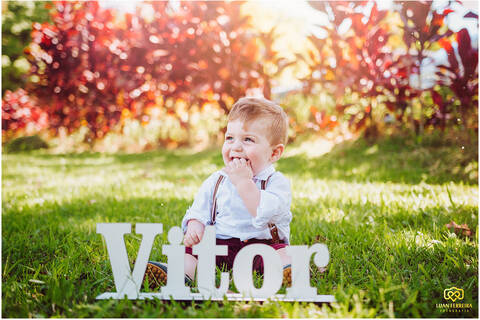 ENSAIO INFANTIL de VITOR 1 ANINHO