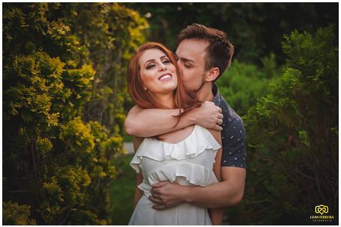 Ensaio de casal de LUANA E MARCOS