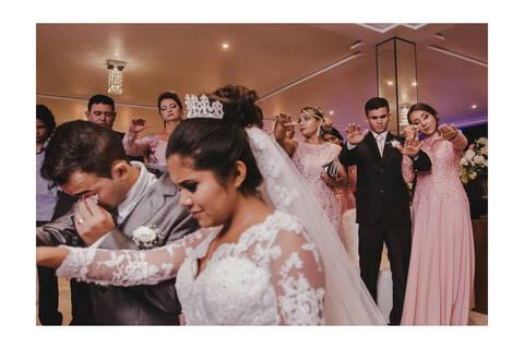 Casamento de Rizia e Gnaldo