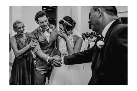 Casamento de Thais e Igor