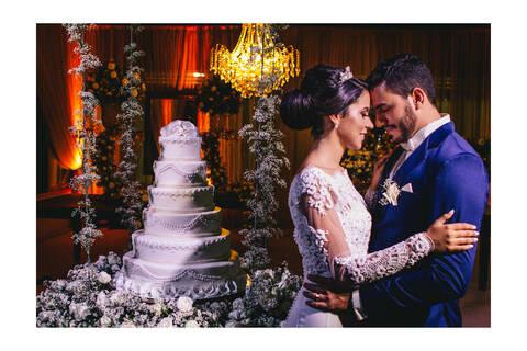 Casamento de Zayra e David