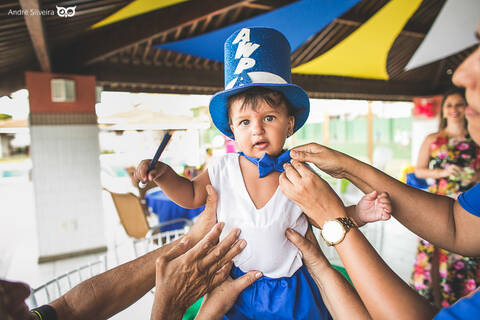 Fotografia infantil de Antoani 1 ano