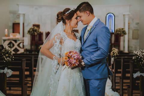wedding de Mariana + Thales