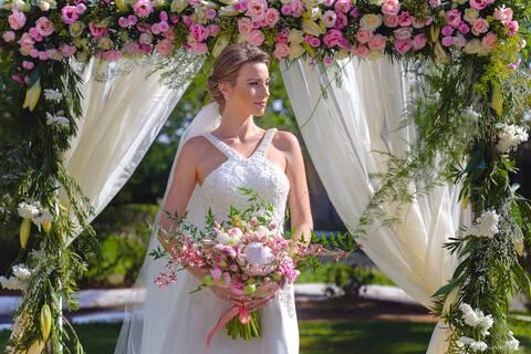 Casamento de Carol e André