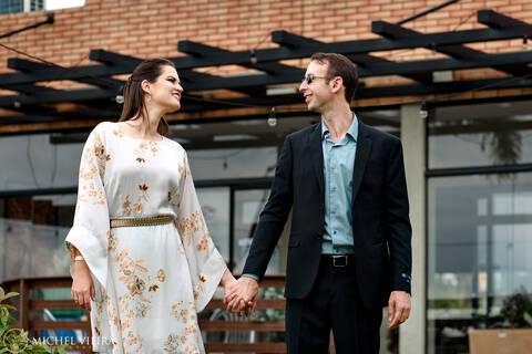 Casamento Civil de Priscila e Daniel