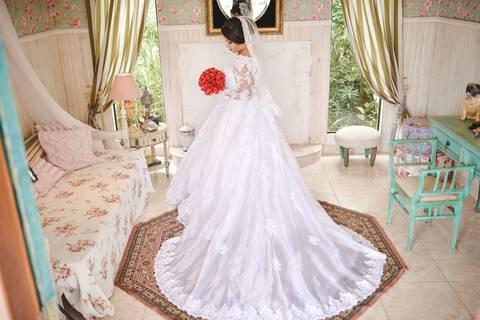 Prévia de Noiva  de  Raianne Cristina