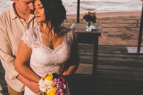 casamento de Leo e Karina
