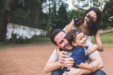 Ensaio Família de Sarah + Marcos + Ian