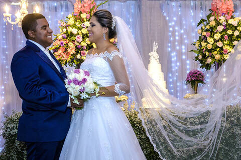 Casamento de Osvaldo e A'anne