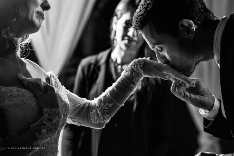 Fotografia de Casamento de Marcela + Rafael