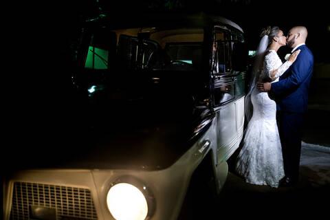 Fotos Casamento de Carro da Noiva