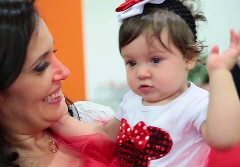 Infantil de Rafaela 1 ano
