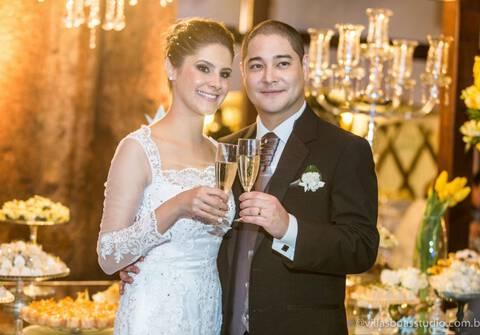 Casamentos de Marcus e Ana Cláudia