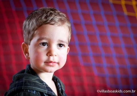 Infantil de Caio 02 anos