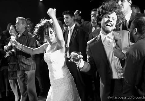 Casamentos de Thania e Henrique