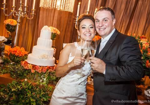 Casamentos de Luci Mara e Andrey