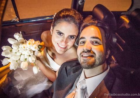 Casamentos de Priscilla e João
