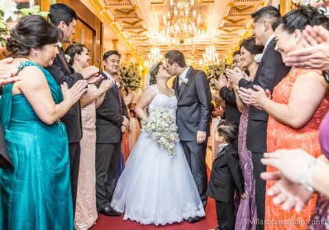 Casamentos de Bruno e Érica