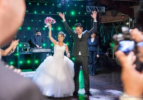 Casamentos de Monique e Rene