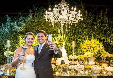 Casamentos de Marcelo e Moira