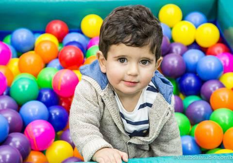 Infantil de João Gabriel 01 ano