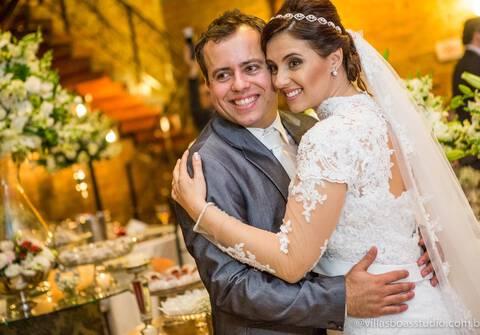 Casamentos de Agatha e Danilo