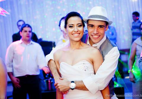 Casamentos de Luize e Roberto