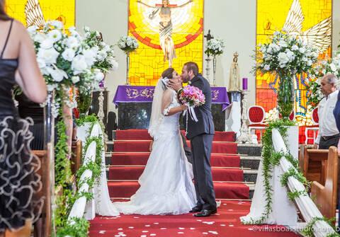 Casamentos de Tatiane e Henrique