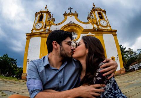 Casamentos de E-session - Kerlei e Guilherme
