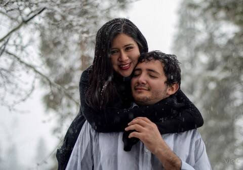 Casamentos de E-session - Ymy & Piere