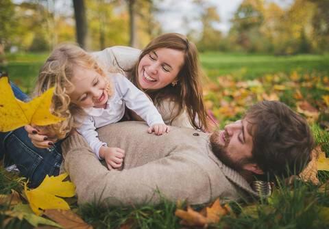 Ensaios Família de Sandra, Florian e Loulou
