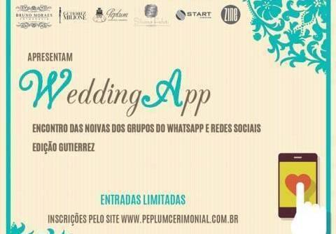 Casamento de Wedding App