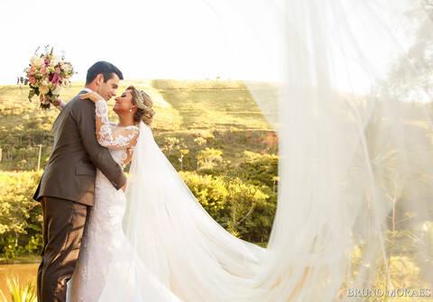 Casamento de CAROLINA + JESSE