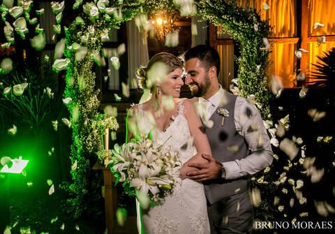 Casamento de ANNELISE + DAVERSON
