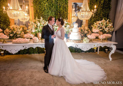 Casamento de CHRISTINA + THIAGO