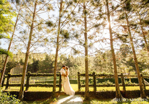 Trash the Dress de BRUNA + GUILHERME