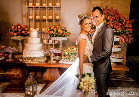 Casamento de KEROLYN + FELIPE