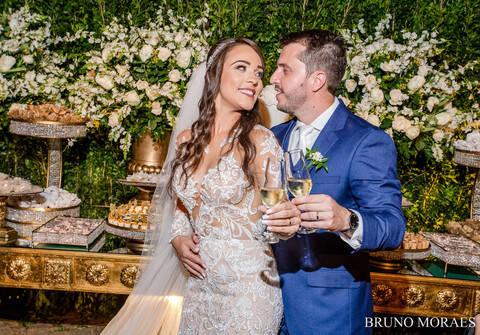 Casamento de ISABELA + ERASMO