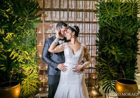 Casamento de TATIANA + FELIPE