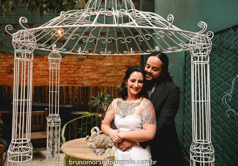 Casamento de CAROL + DANILO