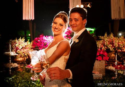 Casamento de Raquel & Renan