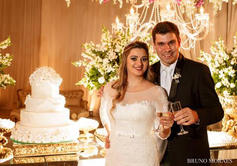 Casamento de Ana Carolina & Maurício