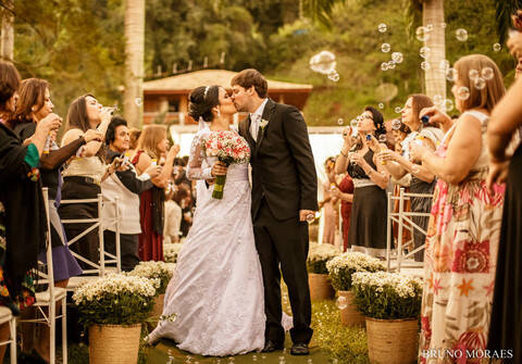 Casamento de Núbia & Camilo