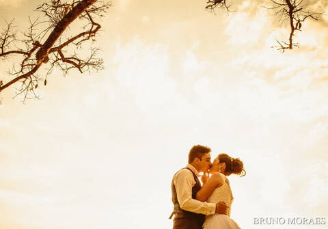 Trash the Dress de Ana Paula & Gustavo